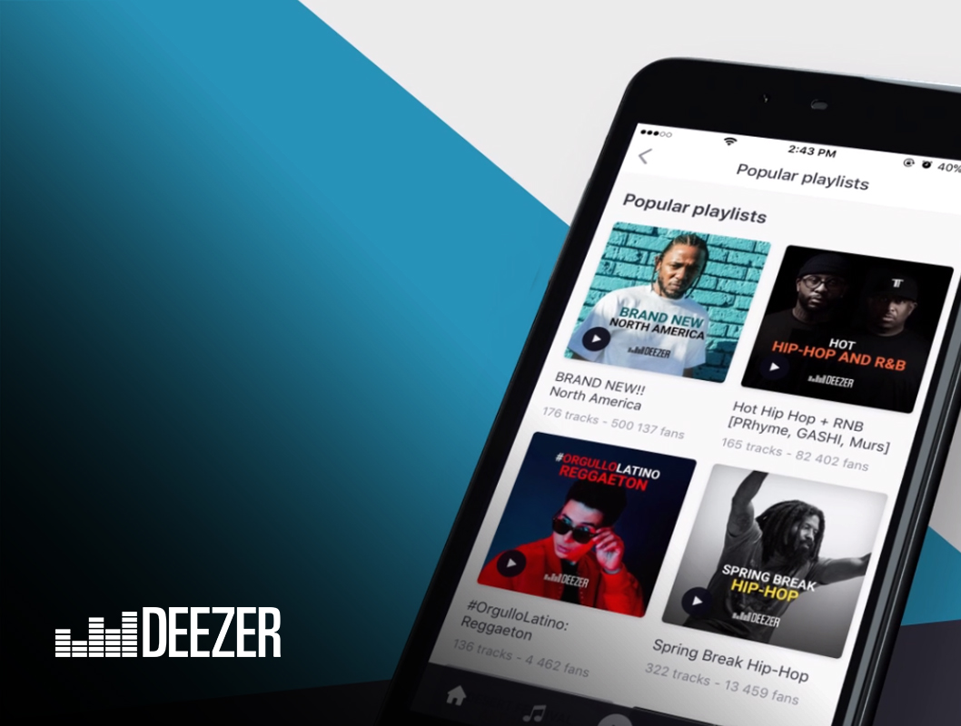 Deezer EUT Sync Publishing